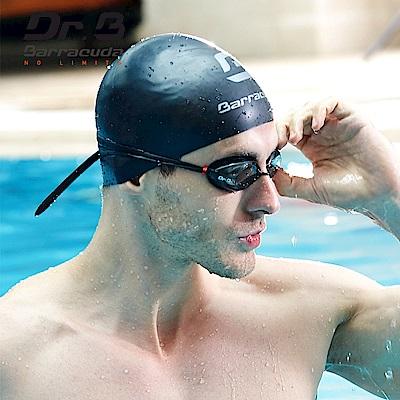 巴博士 專業光學度數泳鏡 黑色 Dr.B RACER #32295
