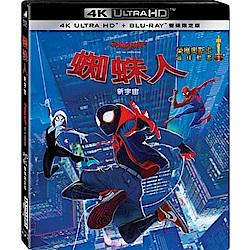 蜘蛛人:新宇宙 4K UHD+BD 雙碟限定版