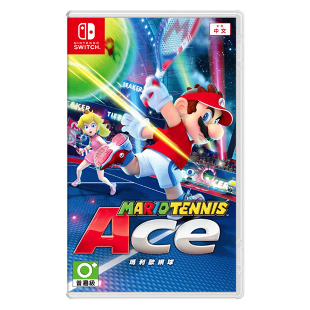 Mario Tennis Ace(瑪利歐網球) - NS 亞版中文版