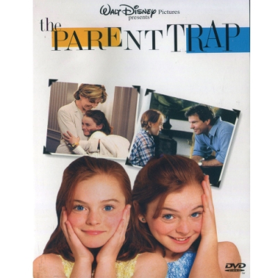 天生一對 The Parent Trap  DVD