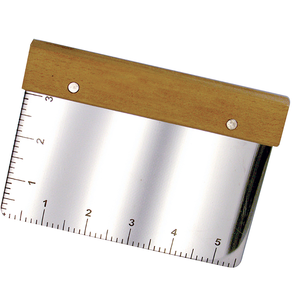 《FOXRUN》木柄測量切麵刀
