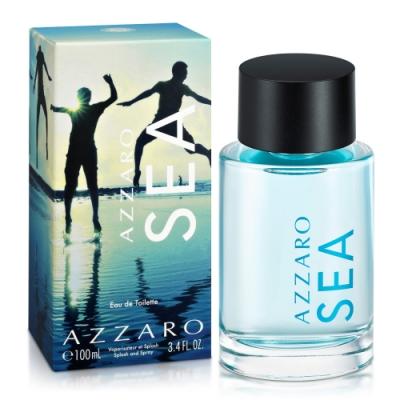 AZZARO 海洋潑潑中性淡香水100ml