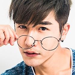 BuyGlasses 韓星復古小臉小圓平光眼鏡