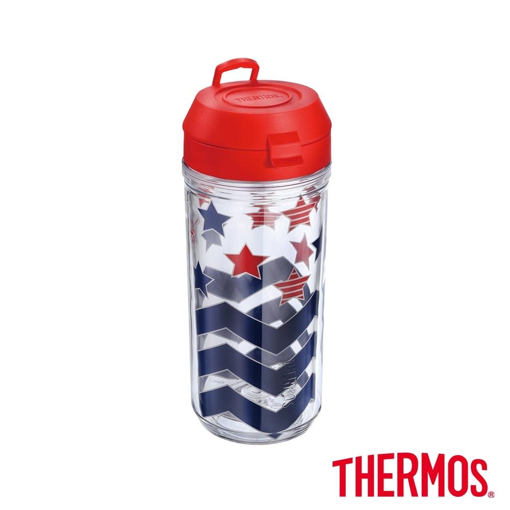 THERMOS膳魔師 雙層輕水瓶0.53L(TP4108PCT) product image 1