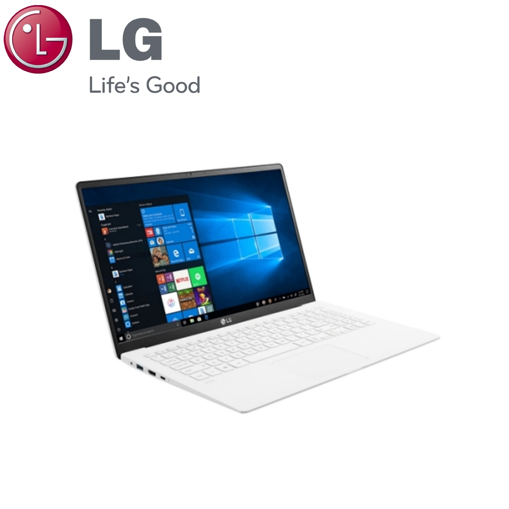 【LG 樂金】Gram 15Z90N-V.AR53C2 奈米白 15吋筆電(i5-1035G7/8G/256G SSD/Win10)