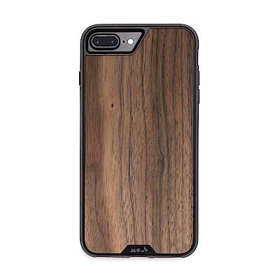 Mous iPhone 6s/7/8Plus Limitless 2.0防摔保護殼-核桃木