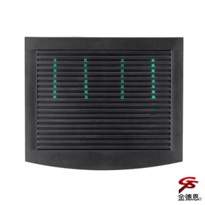 金德恩 台灣製造 營業用四管UV燈紫外線除塵螨機