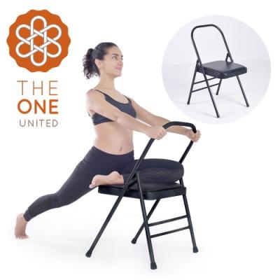 【The One】艾楊格輔助瑜珈椅(黑色)