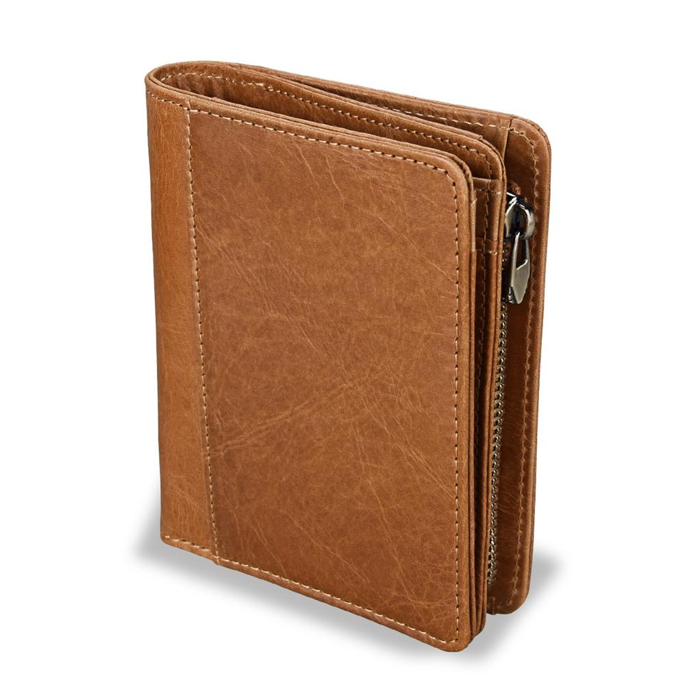 玩皮工坊-真皮牛皮男士多隔層皮夾皮包錢夾錢包短夾男夾-LH540