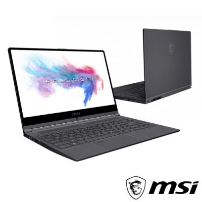 MSI微星 PS42-409 窄邊框創作者筆電(i5-8265U/16G/1TB)