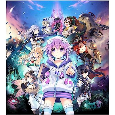 (預購)勇者戰機少女 終極 RPG 宣言--- NS  亞洲 中文版