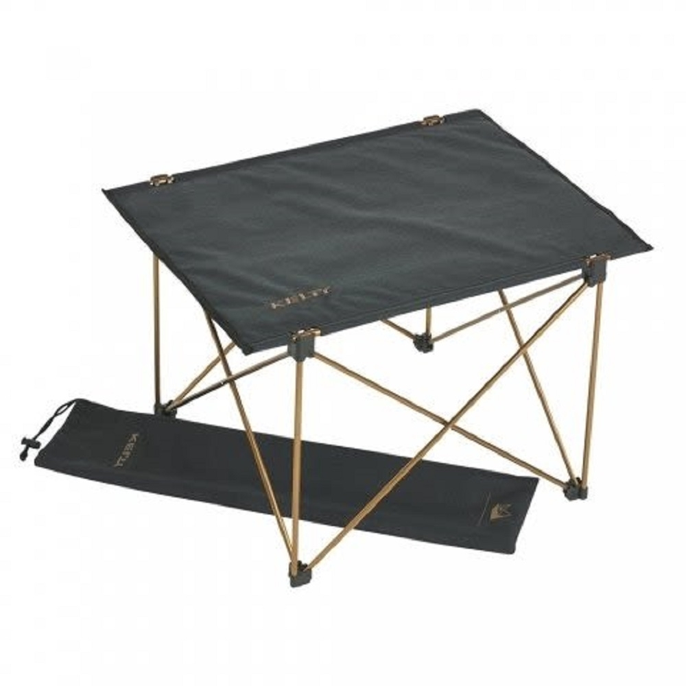 Kelty Linger Side Table 輕量摺疊桌 黑