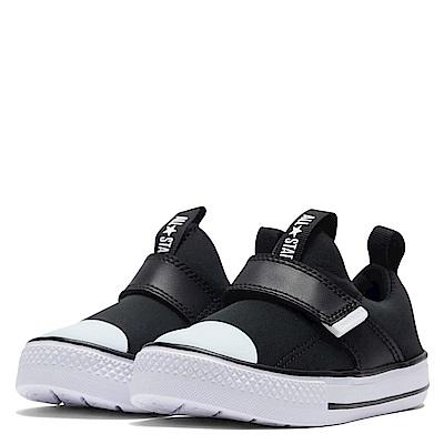 CONVERSE 嬰幼童休閒鞋 -763554C 黑
