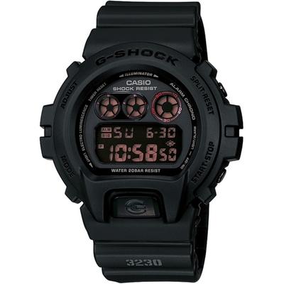 CASIO卡西歐 圓形反轉液晶G-SHOCK 電子錶( DW-6900MS-1D)