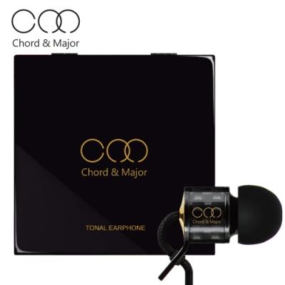 Chord & Major ∮ 01'16 Electronic music 電子音樂 頂級碳纖維 入耳式精品調性耳機
