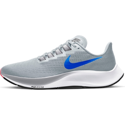 NIKE 慢跑鞋 緩震 訓練 運動鞋 男鞋 灰 BQ9646006 AIR ZOOM PEGASUS 37