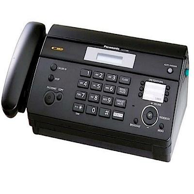 Panasonic 國際牌 感熱式傳真機 KX-FT981/KXFT981