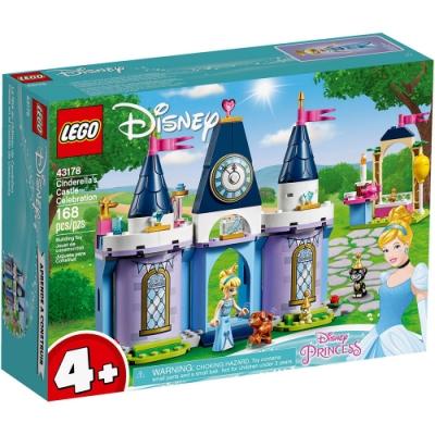 樂高LEGO 迪士尼公主系列 - LT43178 仙杜瑞拉的城堡慶典