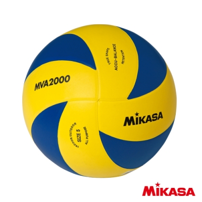 MIKASA 旋風型軟橡膠排球