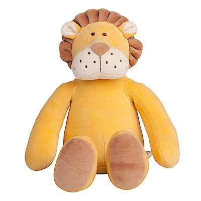 miYim有機棉安撫娃娃32cm-里歐獅子