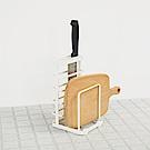 Home Feeling 刀具砧板架/桌上型/菜刀架/廚房收納(2入組)