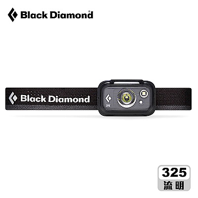 Black Diamond Spot 高防水頭燈 620641 墨灰色