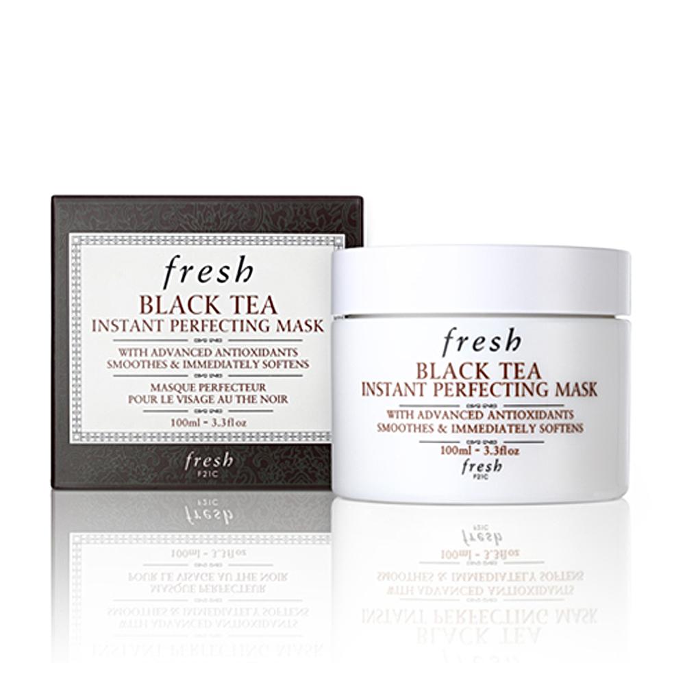 fresh 紅茶瞬效修護面膜100ml 國際限定版