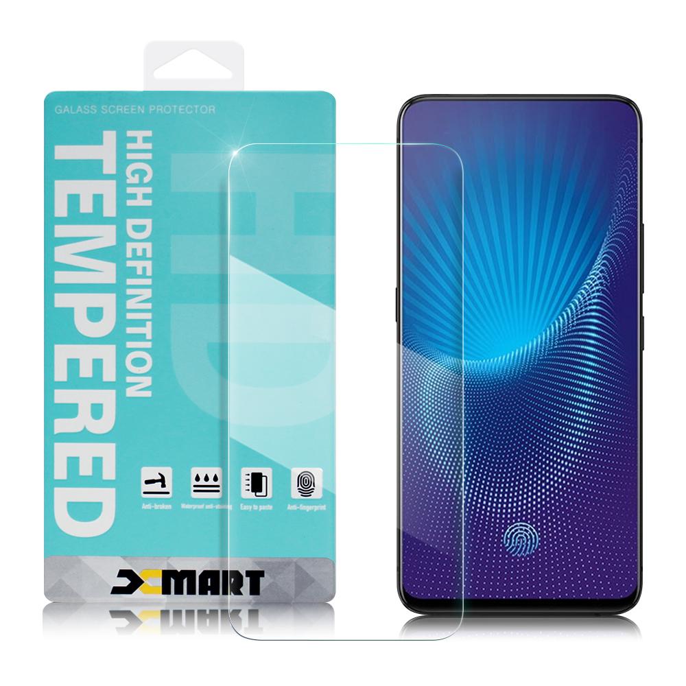 Xmart for vivo NEX A面 薄型 9H 玻璃保護貼