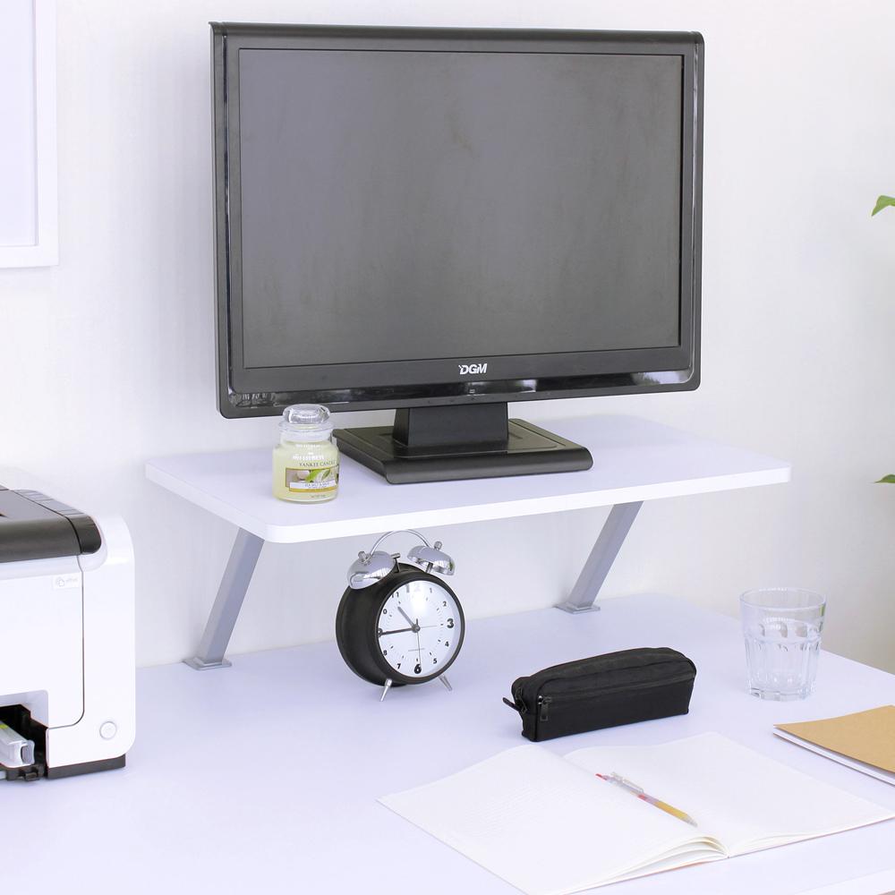 頂堅 寬60公分(Z型)桌上型置物架/螢幕架(二色)