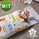 日本濱川佐櫻-去動物園 純棉冬夏兩用兒童睡袋 product thumbnail 1