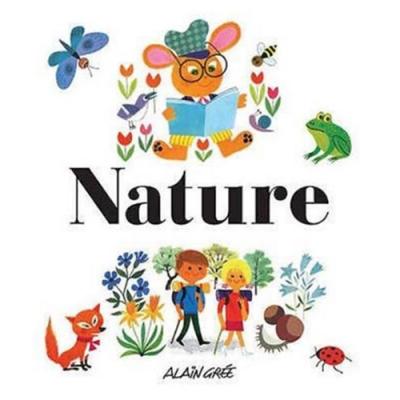 Nature 自然生態 精裝繪本