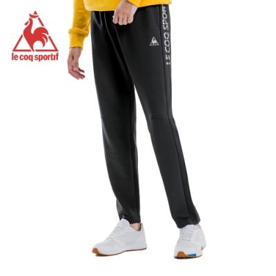 法國公雞牌針織長褲 LOI8140299-男-黑