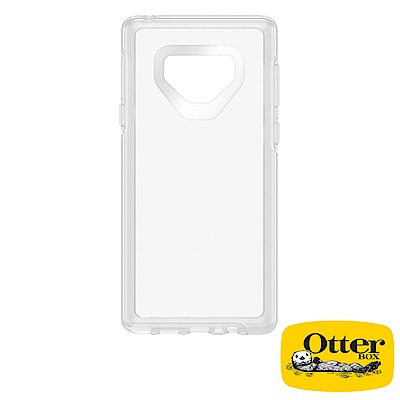 OtterBox Galaxy Note9炫彩幾何透明系列保護殼-經典晶透