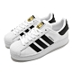 adidas 休閒鞋 Superstar Bold 女鞋 海外限定 愛迪達 三葉草 貝殼頭 皮革 白 黑 FW5771 product thumbnail 1