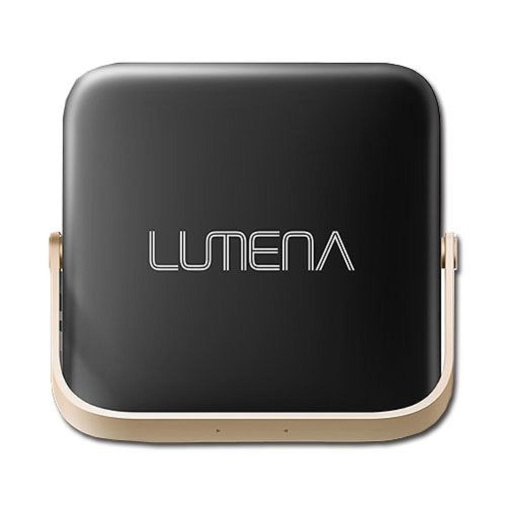 N9 LUMENA 行動電源照明LED燈 三色溫 1300流明 黑