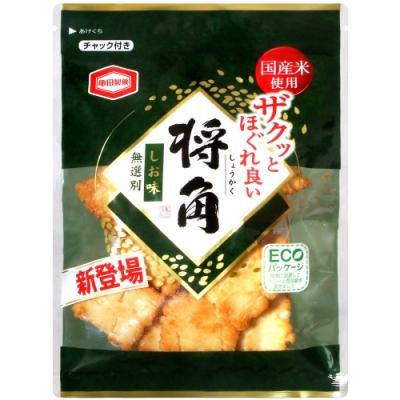 龜田 將角米果-鹽味(105g)