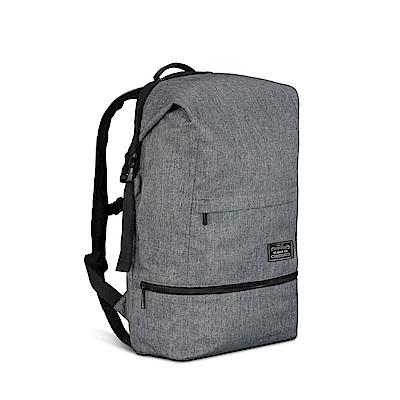 bagrun 極簡捲口式後背包(15吋筆電)