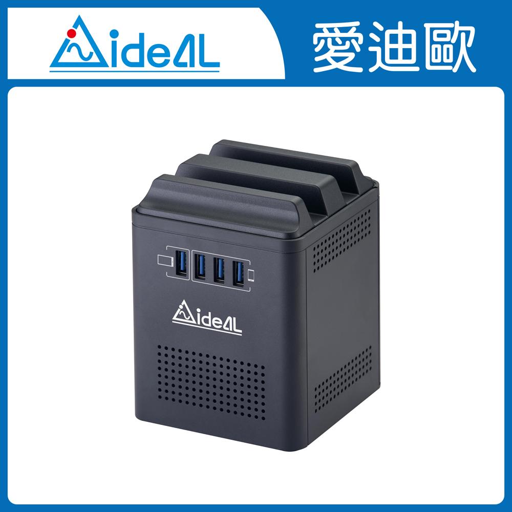 愛迪歐IDEAL 800VA穩壓器 PS-379U-800(800VA/400W)
