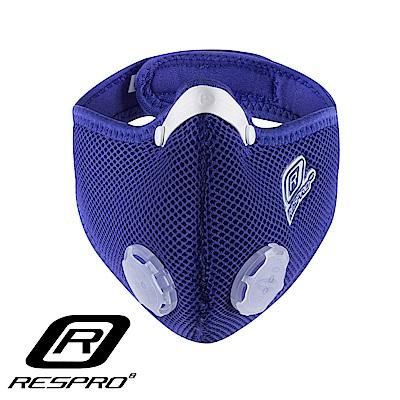 英國 RESPRO ALLERGY 抗敏感高透氣防護口罩( 藍/白 )