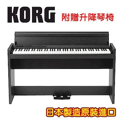 [無卡分期-12期] KORG LP-380 直立式數位電鋼琴 紫檀木紋色款