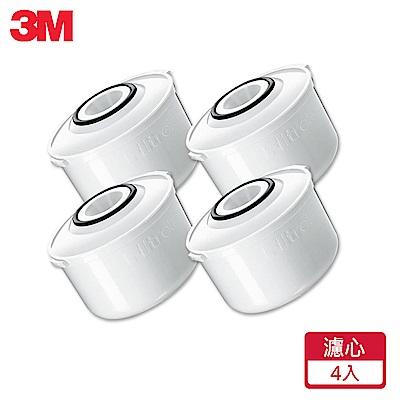 3M 即淨長效濾水壺專用濾心 超值4入組