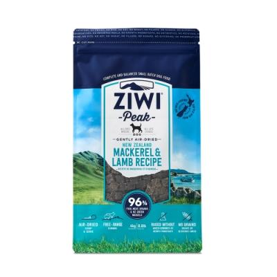 ZiwiPeak 巔峰 96%鮮肉狗糧 鯖魚羊肉 4KG