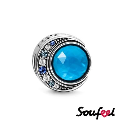 SOUFEEL索菲爾 925純銀珠飾  天荒地老 串珠