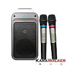 KaraWalker樂卡拉 攜行式藍牙無線歡唱設備 KS-320