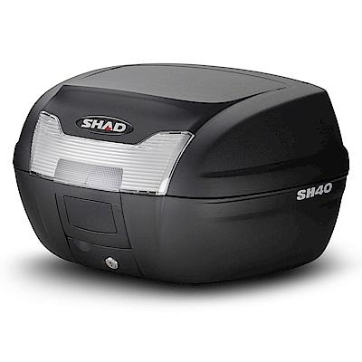 SHAD SH40 後行李箱置物箱漢堡箱
