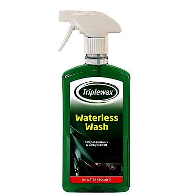 Triplewax Waterless Wash and Shine免水洗車光澤液