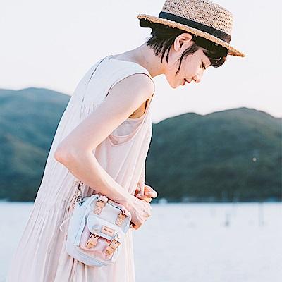 【IBAOBAO愛包包】Doughnut 馬卡龍Tiny側背包-多色