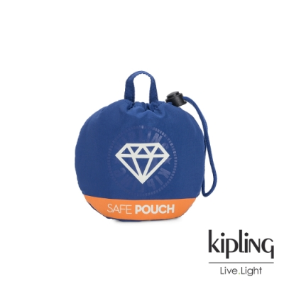 Kipling 城市編織簡約束口袋-PACK SUPPORT