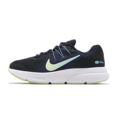 NIKE 運動鞋 健身 慢跑 氣墊 避震 女鞋 藍 CQ9267-013 WMNS NIKE ZOOM SPAN 3