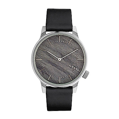 KOMONO Winston 腕錶-都市灰/41mm